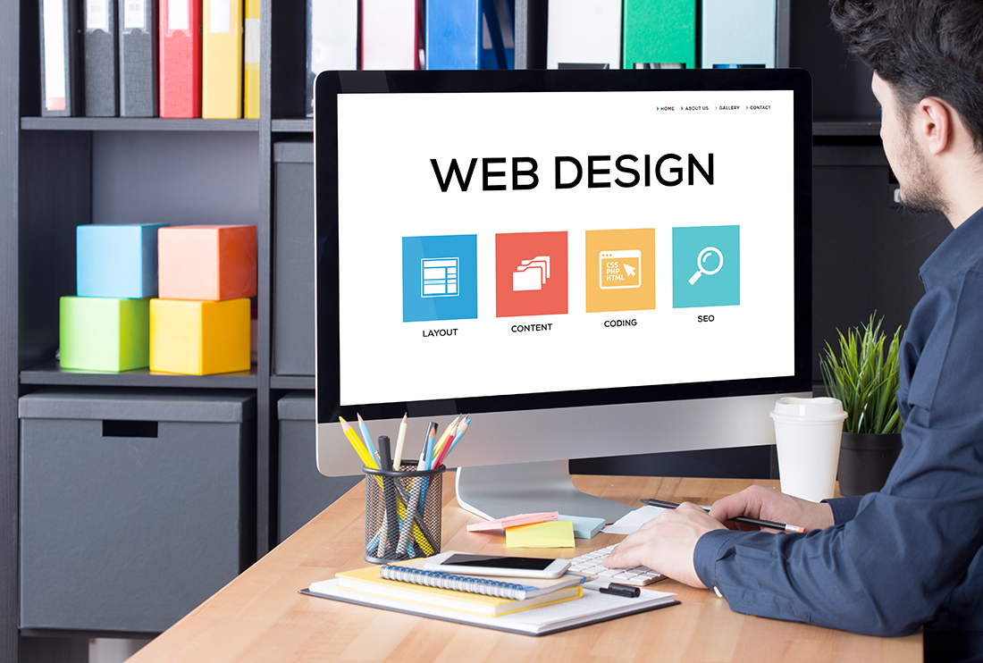 3 Steps to GREAT web design